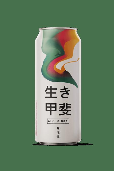 Curiosité - Happoshu Ikigai, 366 cans challenge