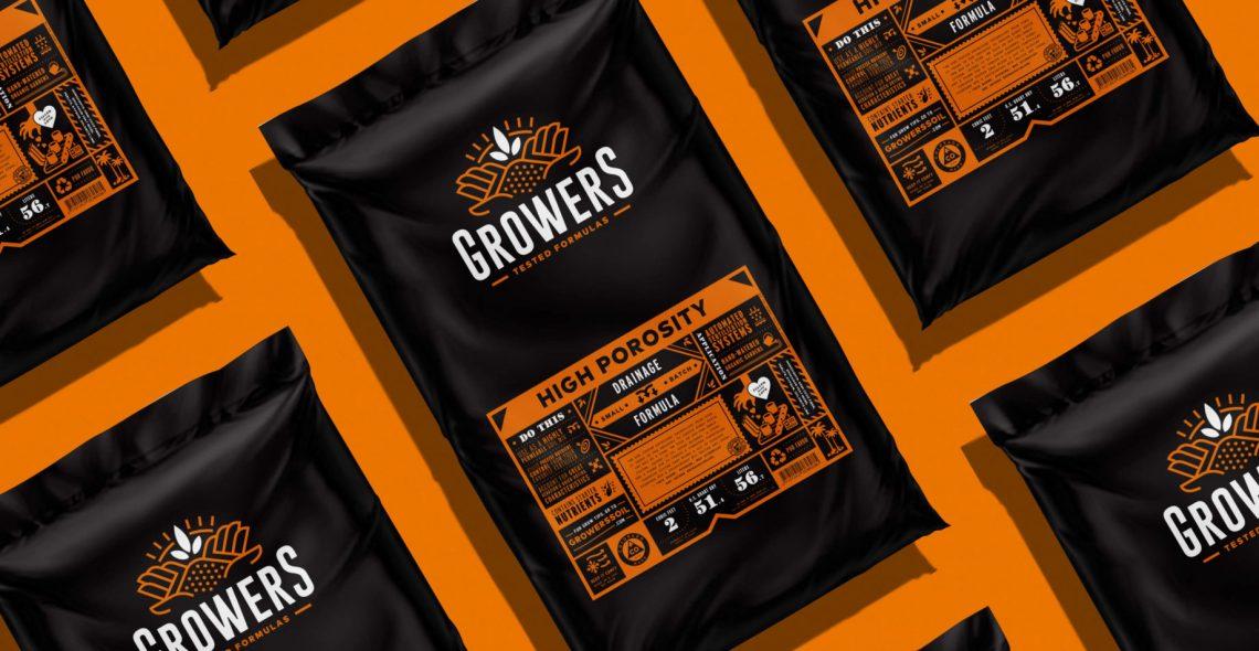 Growers, engrais pour cannabis