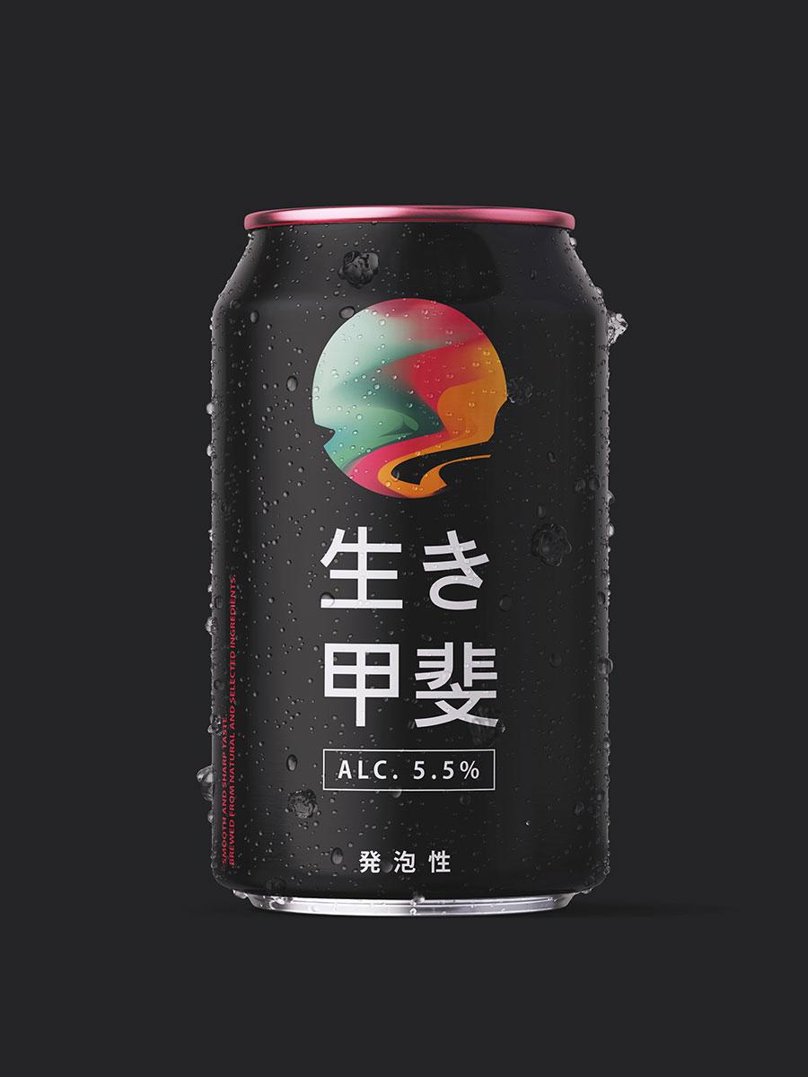 Japanese beer 330 ml