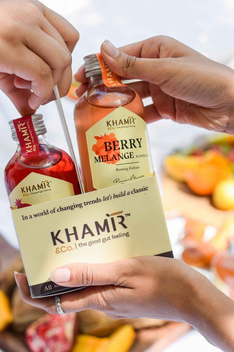Khamir packaging