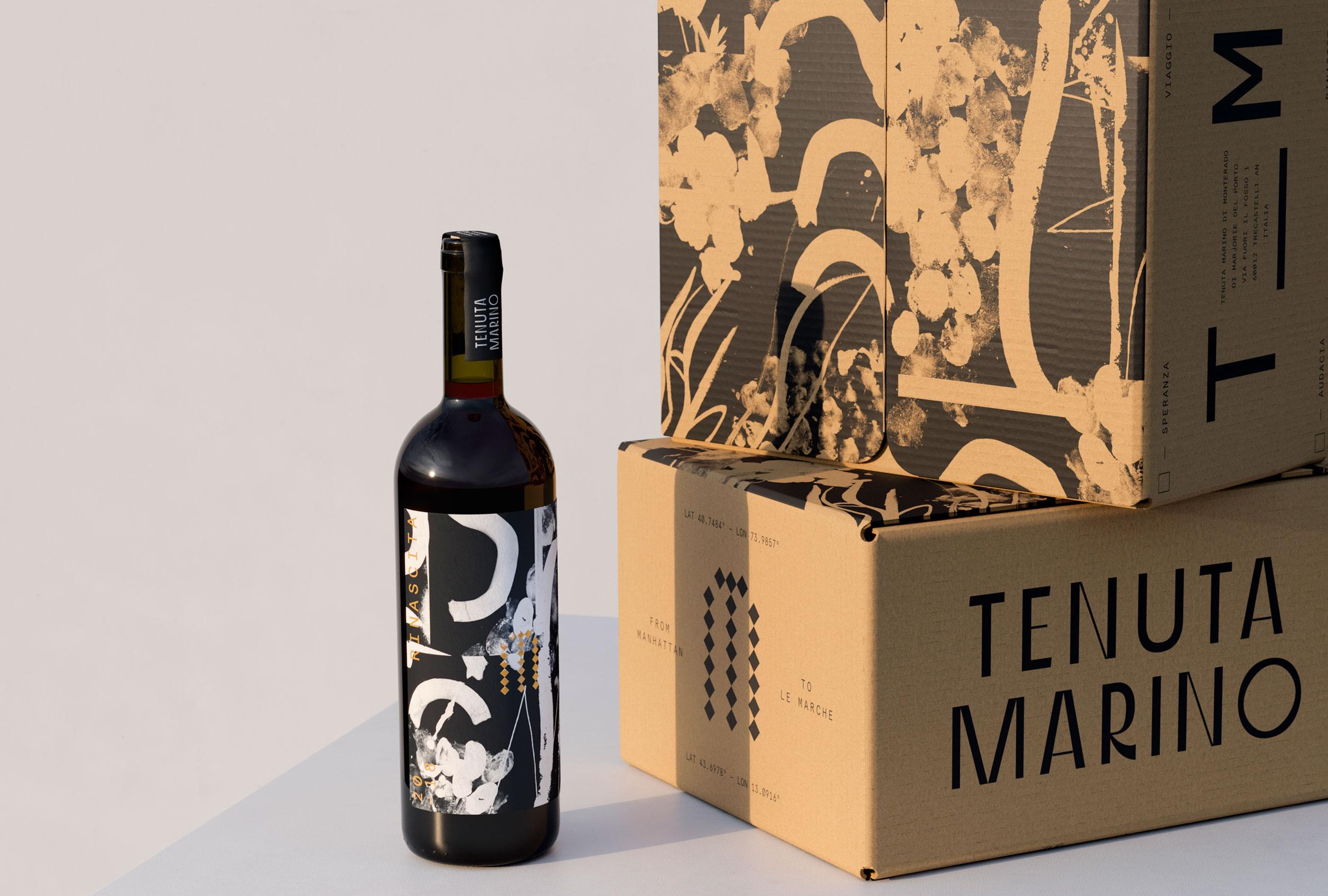 Tenuta Marino - Vin italien