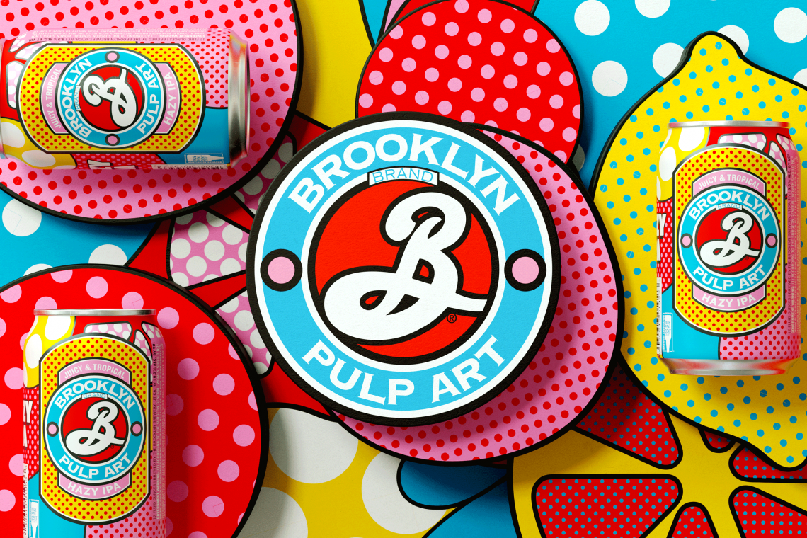 Brooklyn Brewery canettes