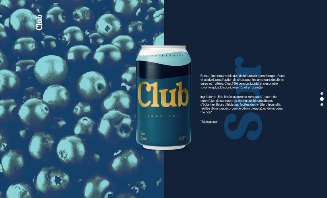 Club boisson