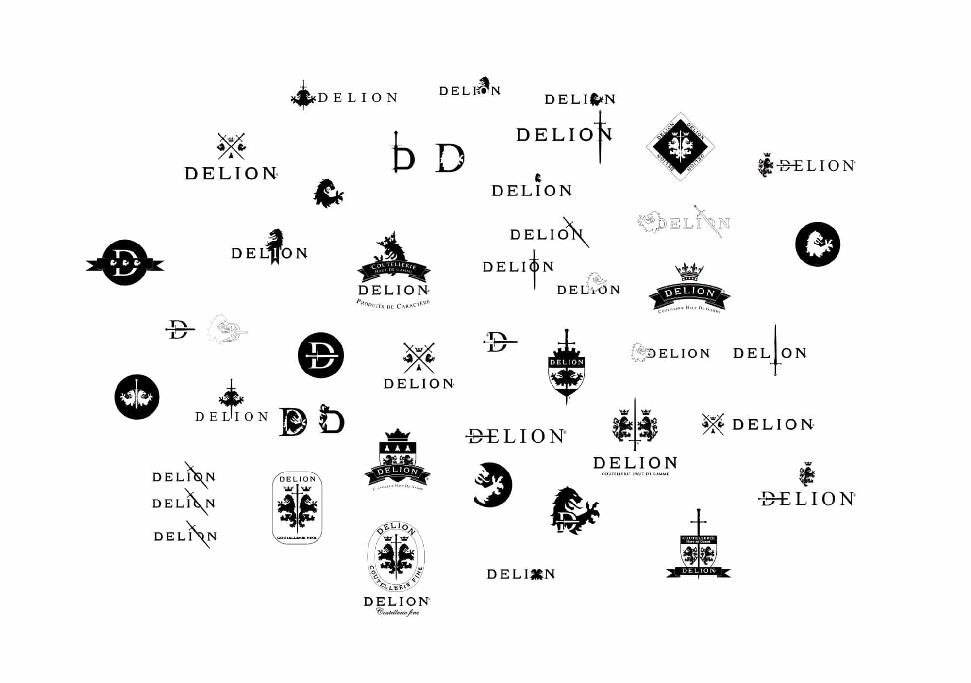 Creative board, logo ideas
