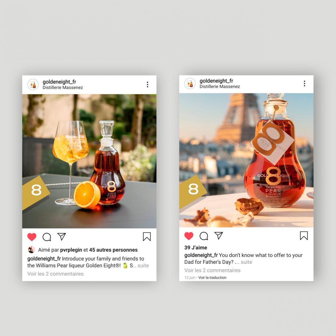 Posts Instagram