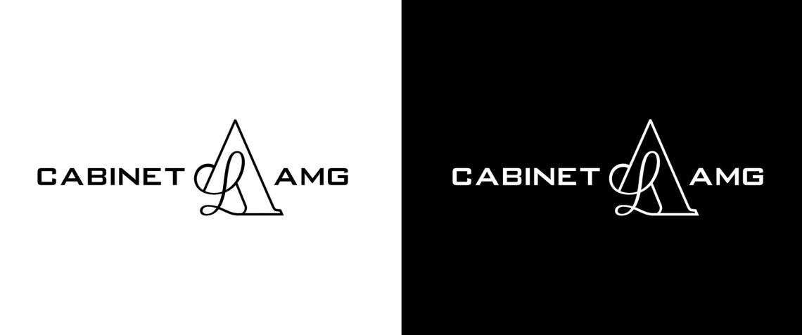 Stratégie du logotype du Cabinet AMG