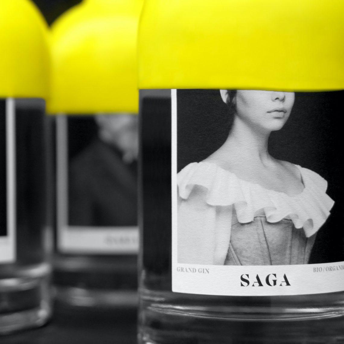 Saga gin