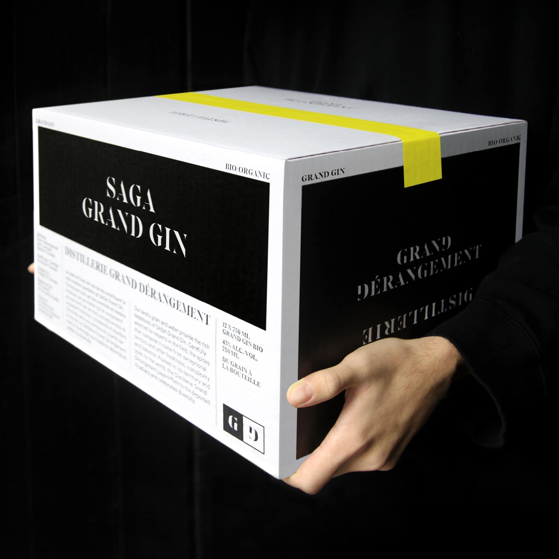 Saga grand gin