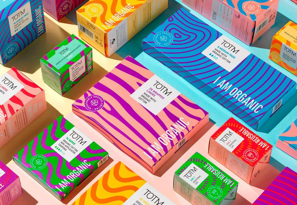 Tendances branding et packaging 2021