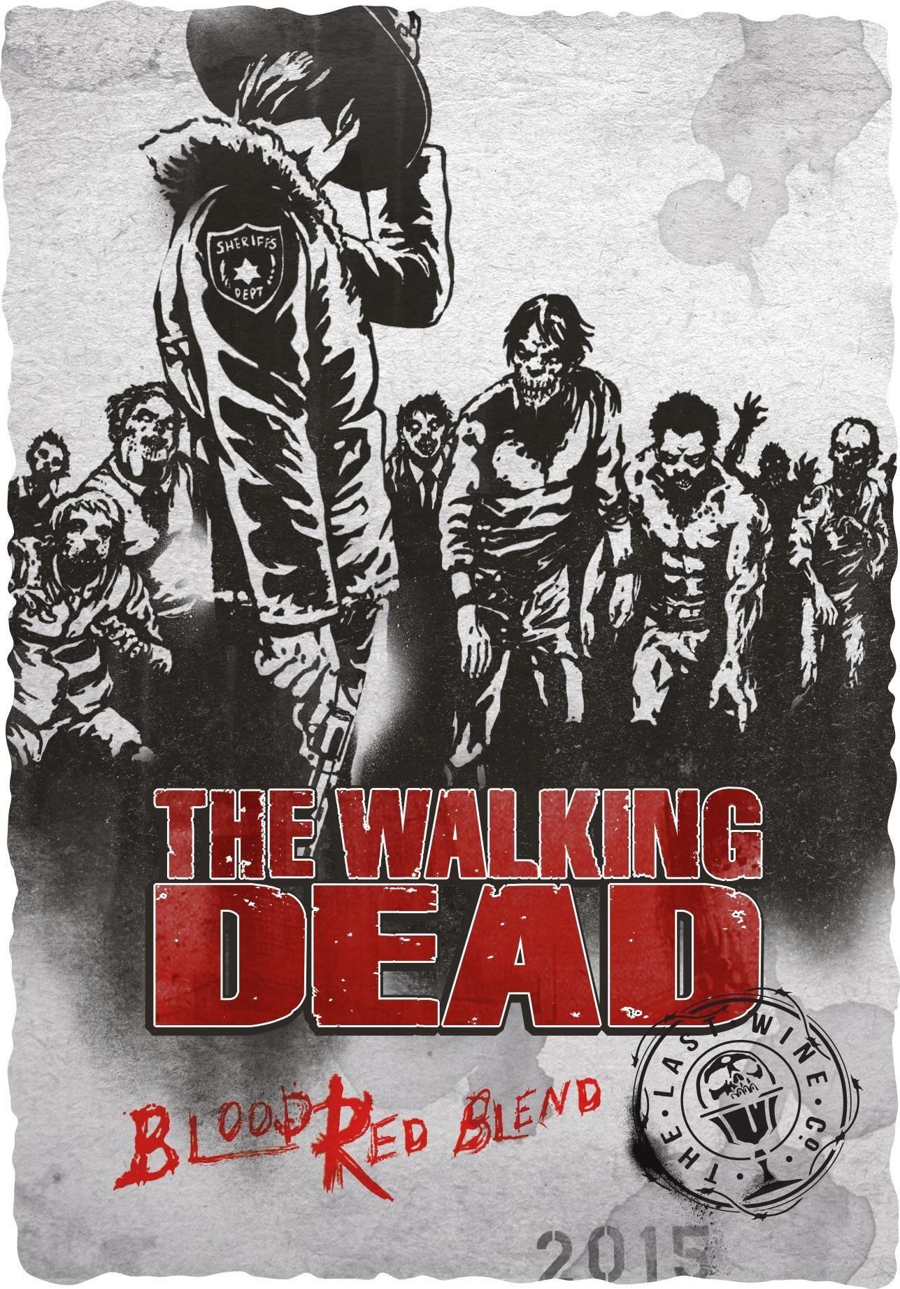 Étiquette intelligente - The Walking Dead